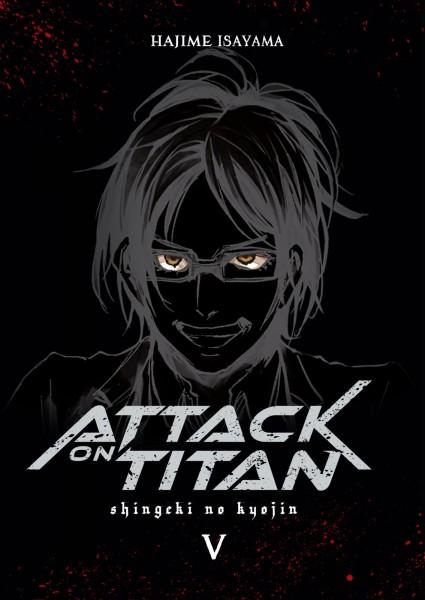 Attack on Titan Deluxe 05