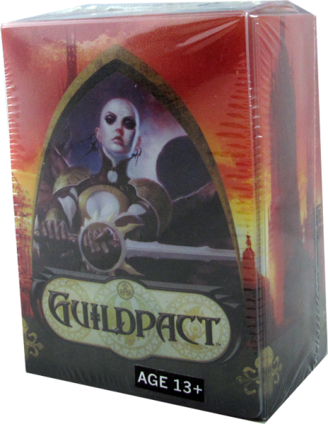 Ultra Pro Magic Guildpact Deck Box