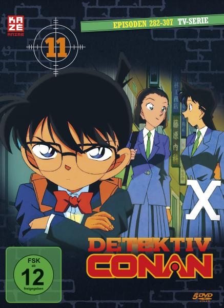 Detektiv Conan TV-Serie Box 11