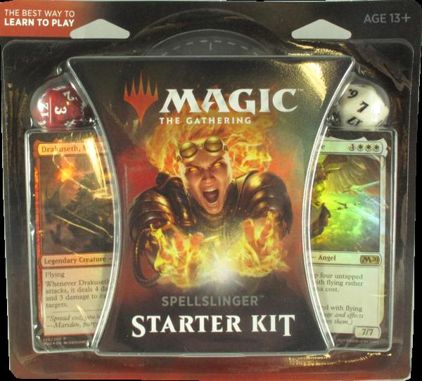 Magic Spellsinger Starter Kit - Core Set 2020