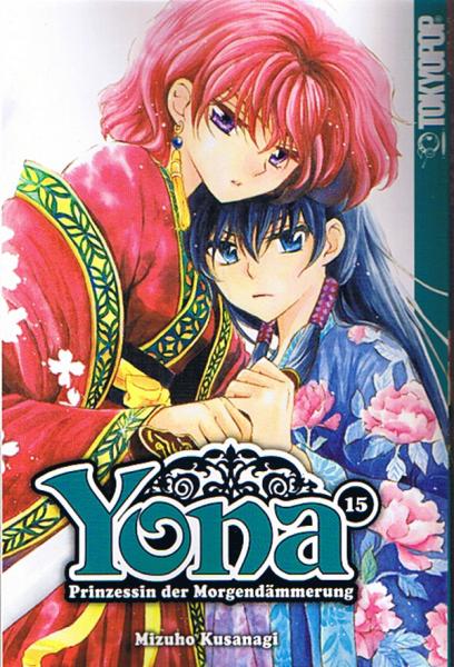 Yona - Prinzessin der Mogendämmerung 15