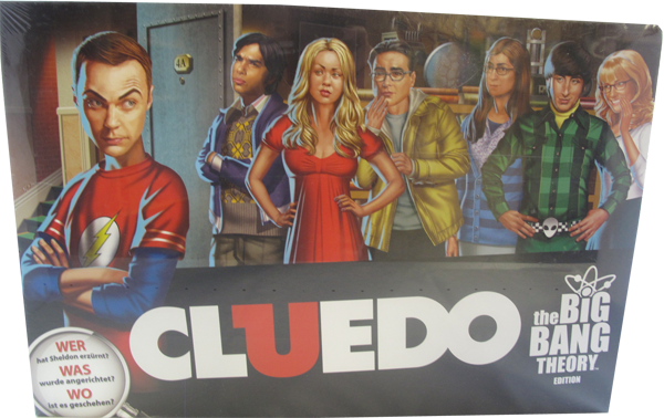 Cluedo - The Big Bang Theory