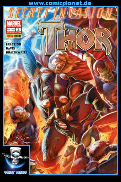Thor 3: Secret Invasion