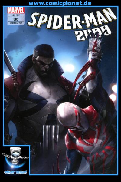Spider-Man 2099 Band 3: Schuldig