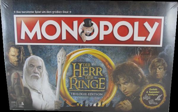 Monopoly - Der Herr der Ringe