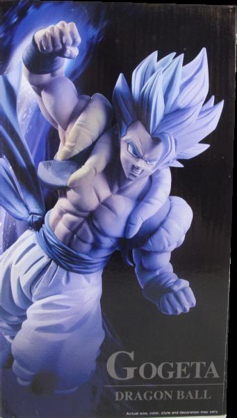 Action Figur Dragonball Super - Super Saiyan God Gogeta Z- Battle Figure