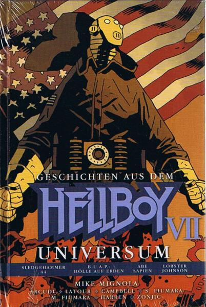 Hellboy Universum 07