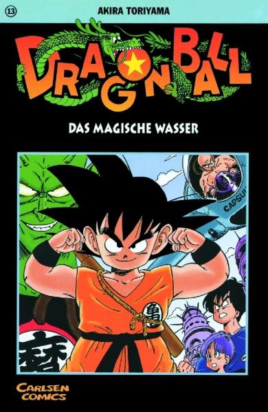 Dragon Ball 13 - Das magische Wasser