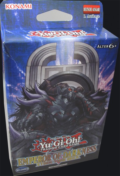 Yu-Gi-Oh! Emperor of Darkness Structure Deck