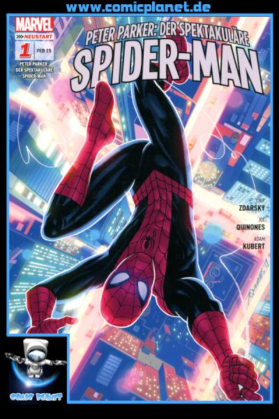 Peter Parker: Der spektakuläre Spider-Man Band 1 - Im Netz der Nostalgie