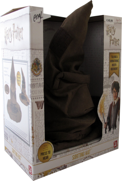 Harry Potter Sorting Hat englisch