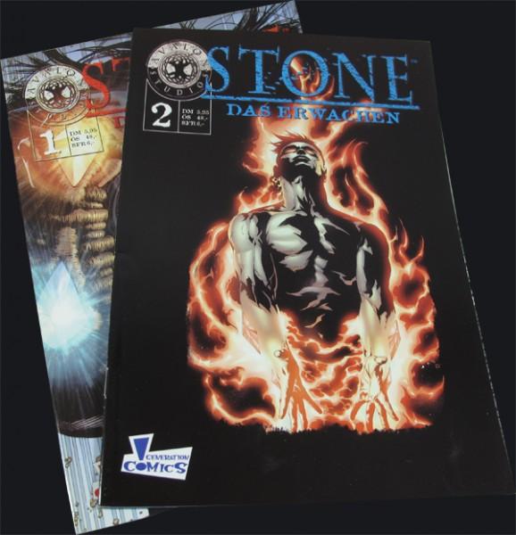 Stone: Das Erwachen #1