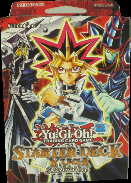 Yu-Gi-Oh! Starter Deck Yugi Reloaded (Neuauflage) deutsch