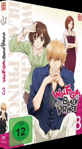 Wolf Girl & Black Prince Vol. 03