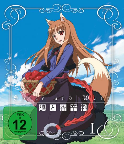 Spice & Wolf 1.Staffel Blu-ray