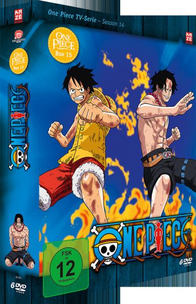 One Piece TV-Serie Vol. 15 Box