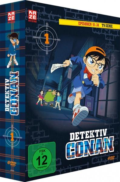 Detektiv Conan TV-Serie Box 09