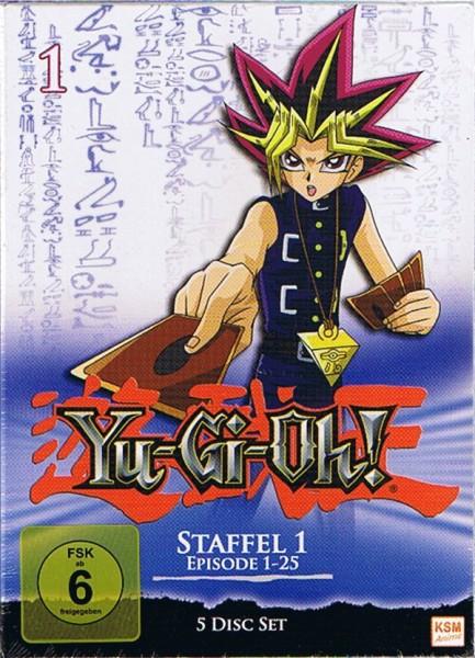 Yu-Gi-Oh! Season 01 Vol. 01 Box