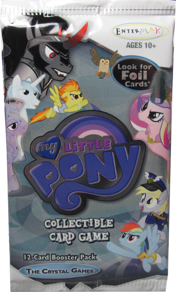 My little Pony The Crystal Games Booster englisch