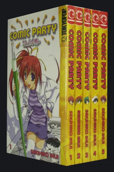 Comic Party - die komplette Serie