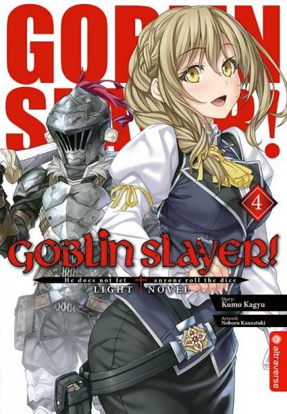 Goblin Slayer! Light Novel 04