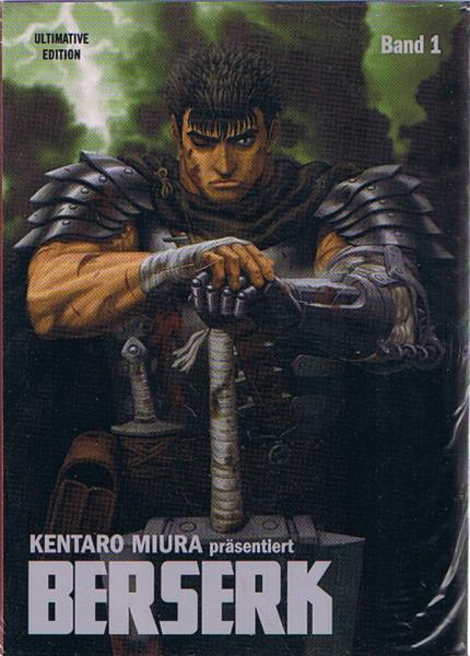 Berserk Ultimate Edition 01