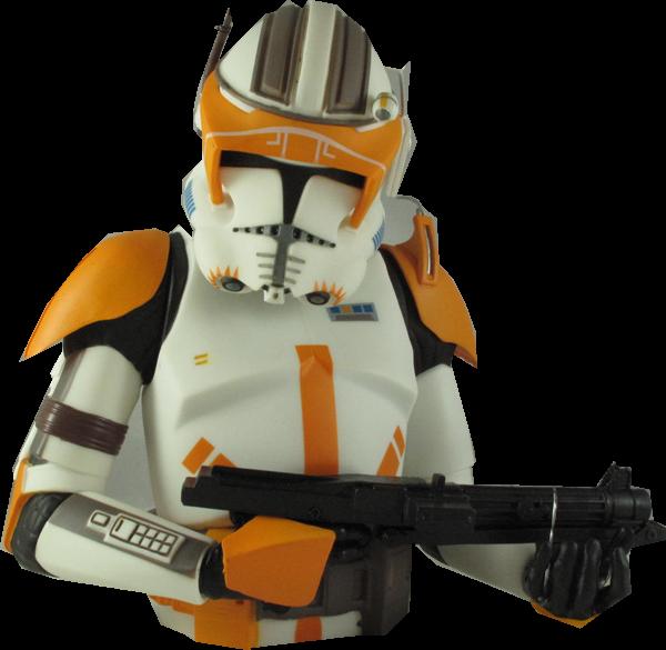 Spardose Star Wars Commander Cody