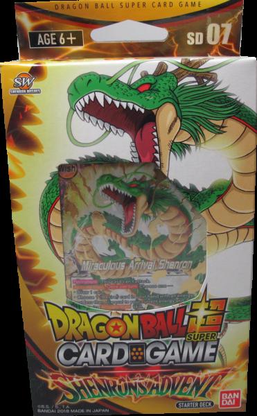 Dragonball Super Shenrons Advent Starter Deck