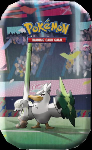 Pokemon Galar-Power Galar-Lauchzelot Mini-Tin