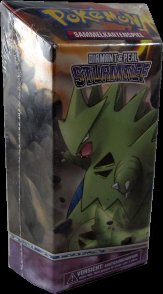 Pokemon Diamant & Pearl Sturmtief - Finsterer Ansturm - Themendeck