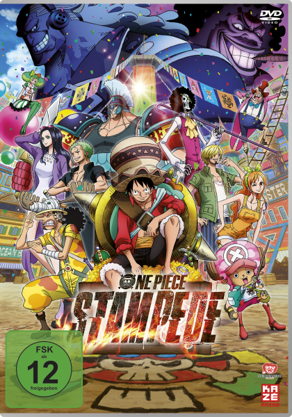 One Piece The Movie 13: Stampede