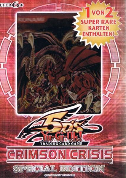Yu-Gi-Oh! Crimson Crisis Special Edition deutsch