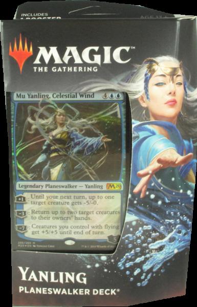 Magic Core Set 2020 Yanling Planeswalker Deck