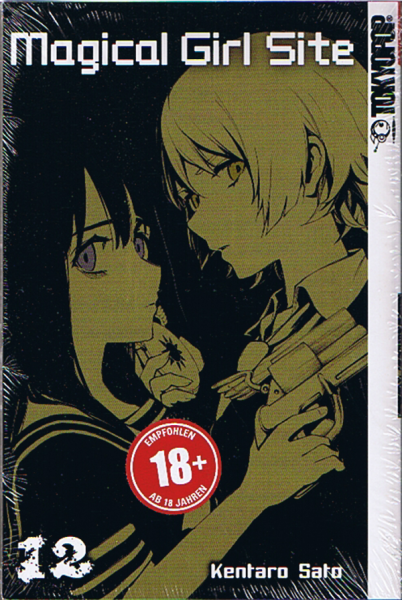 Magical Girl Site 12