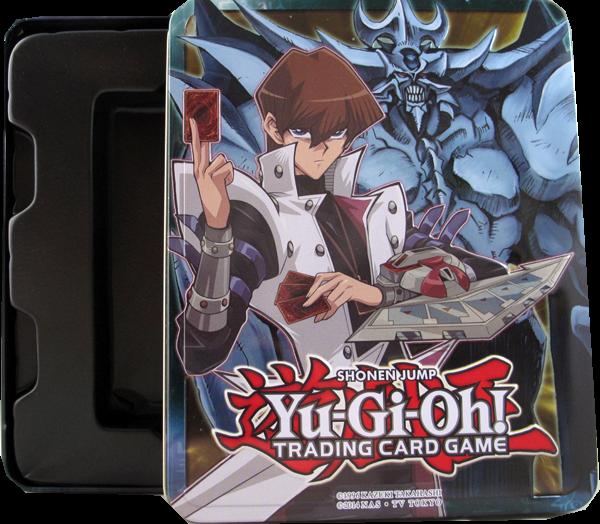 Yu-Gi-Oh! 2016 Tin Box - Kaiba Obelisk- Ohne Inhalt