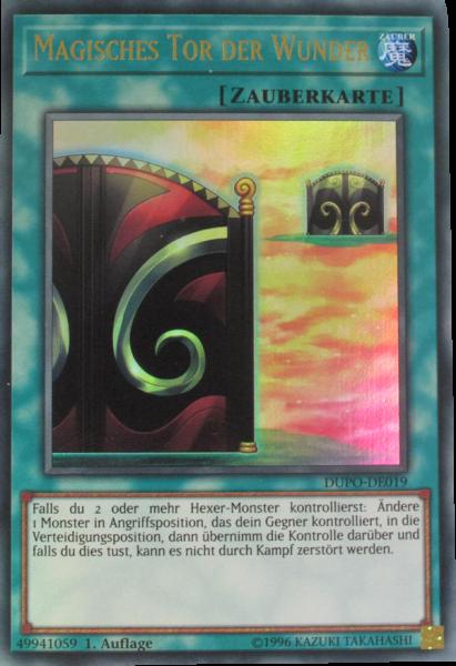 DUPO-DE019 Magisches Tor der Wunder