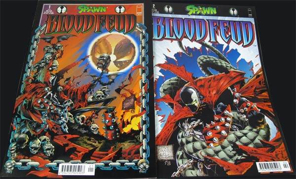 Spawn - Blood Feud #1+2