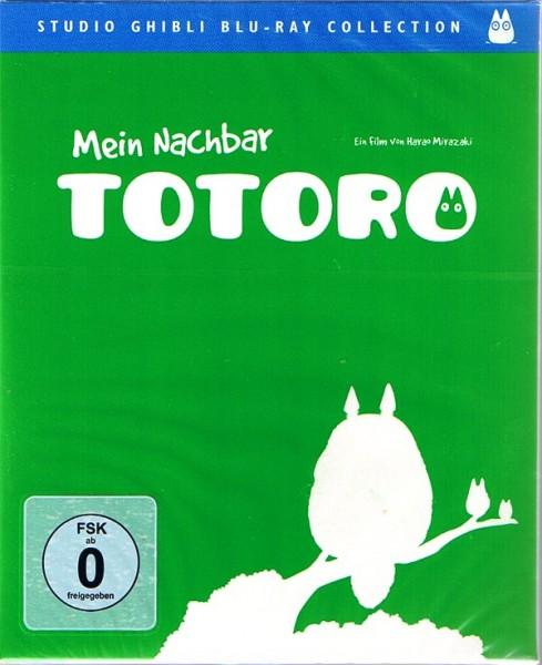 Ghibli Mein Nachbar Totoro Blu-ray