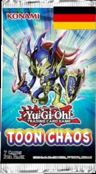 Yu-Gi-Oh! Toon Chaos Booster deutsch (Nachdruck)