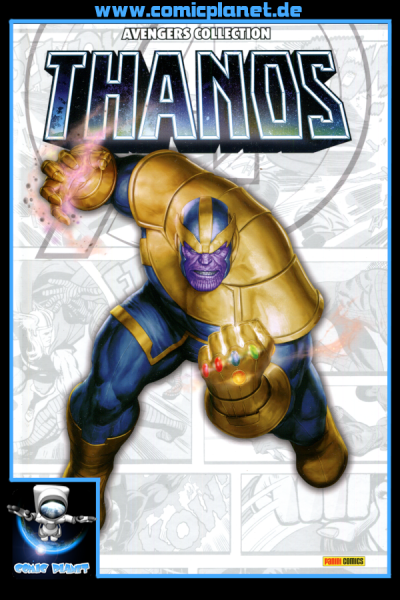 Avengers Collection: Thanos - Hardcover