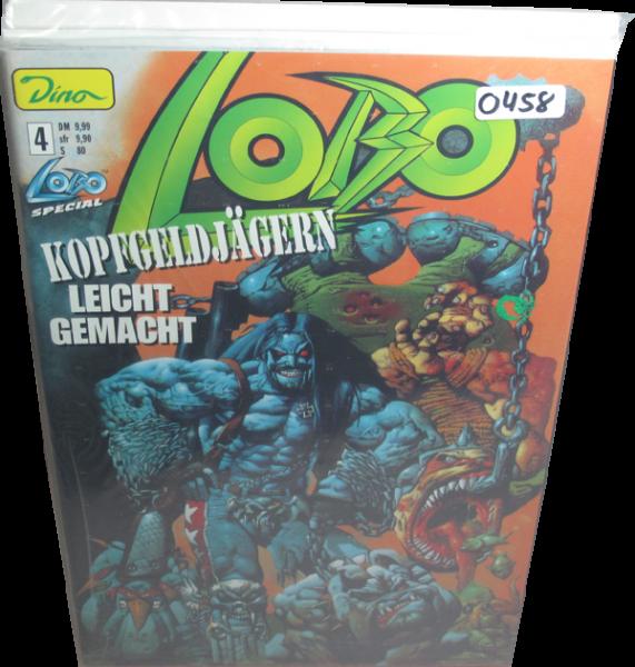 Lobo Special #1-4