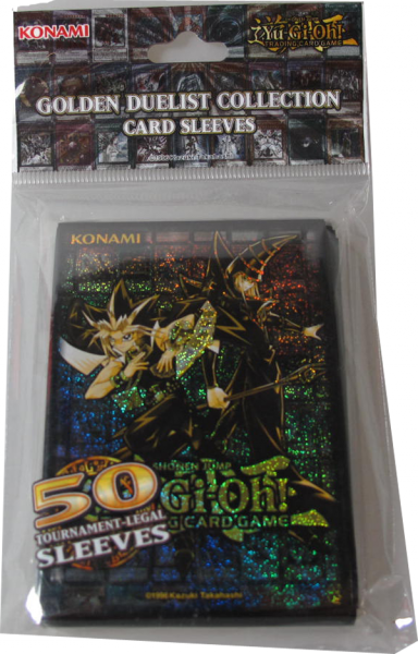 Yu-Gi-Oh! Golden Duelist Card Sleeves