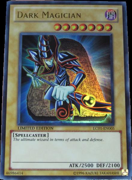 LC01-EN005 Dark Magician