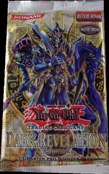Yu-Gi-Oh! Dark Revelation Volume 2 Booster deutsch
