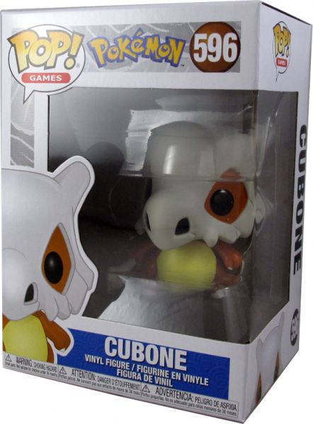 Action Figur Funko Pop Pokemon - Tragosso # 596