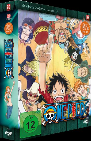 One Piece TV-Serie Vol. 17 Box