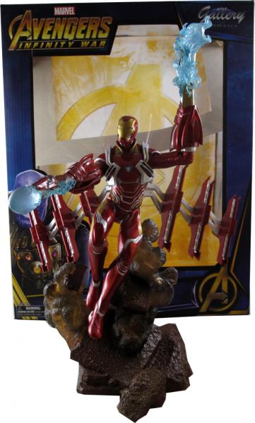 Marvel Gallery Figur Avengers Infity War Iron Man MK 50