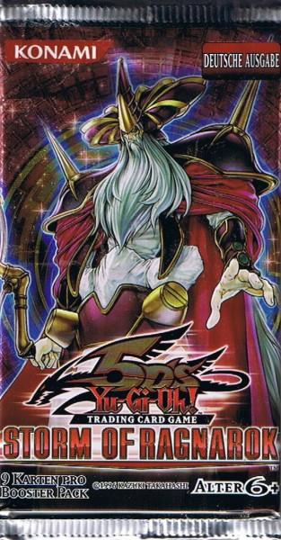 Yu-Gi-Oh! Storm of Ragnarok Booster deutsch