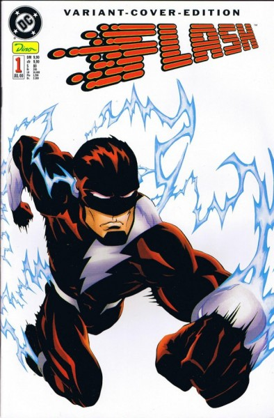 Flash Band 1 Variant-Cover-Edition