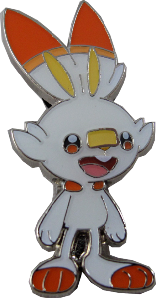 Pokemon Hopplo Pin